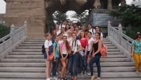 Международный отдел ЧИ БГУ начал подготовку студентов к прохождению практики в Китая