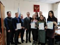 Студентка 2 курса ЮФ ЧИ БГУ вошла в ТОП-5 финалистов дальневосточной Окружной олимпиады «Правовой Олимп»