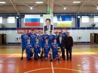 Мужская сборная ЧИ БГУ заняла второе место в Межрегиональном турнире