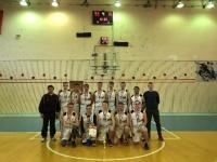 Баскетболисты ЧИ БГУ - лучшие среди команд вузов Читы!