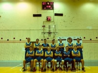 Мужская сборная по баскетболу ЧИ БГУ – победитель межвузовского турнира