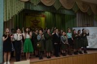 Торжественный театрализованный концерт «Женские судьбы войны»