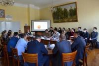 Круглый стол с участием представителей бизнеса и студентов прошел на ФЭФ ЧИ БГУ